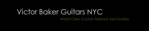 click on image to view Victor Baker Guitars for sale