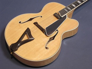 Exceptional Deal on Two Hand Crafted Archtops - Napolitano Primavera, McKerrihan Monks Model